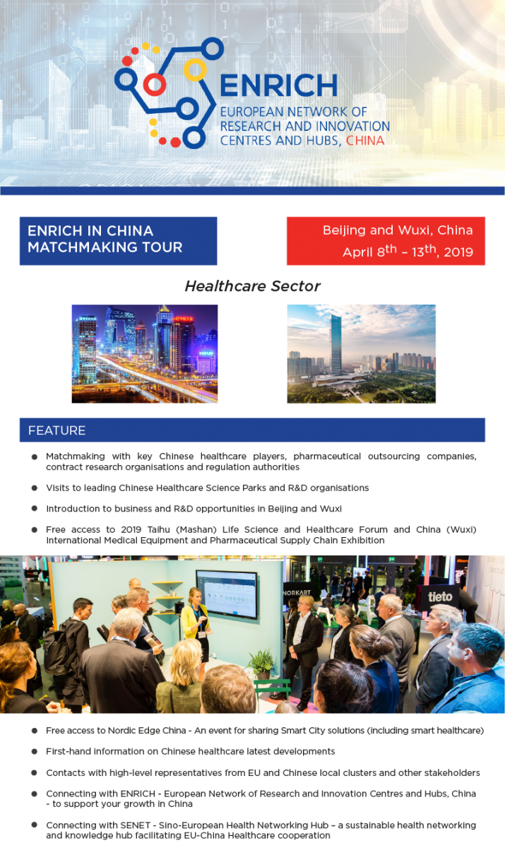 Healthcare   EU SME Centre: China Market Research, Training